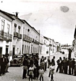 História de Moura